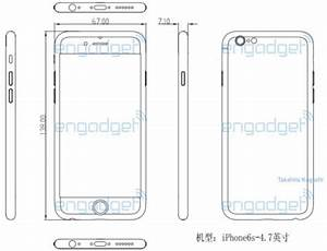 Iphone 6s Is 0 2mm Thicker Than Iphone 6  Leaked