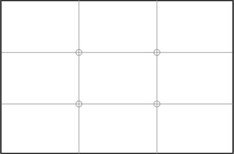 Composition Templates Thirfd by Rule Of Thirds Pictured