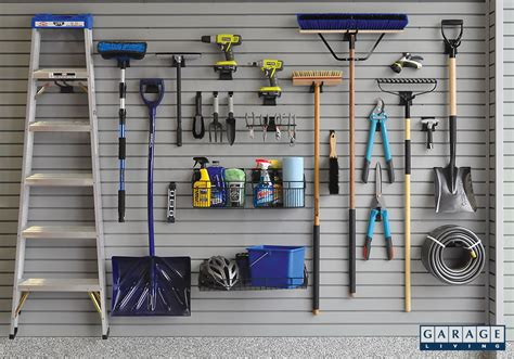 Garage Organizers : Garage Slatwall Panels, Pvc Wall Panels