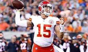 Patrick Mahomes Will Start Preseason Game Vs Titans