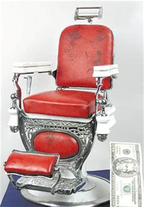 Kochs Barber Chair History by Salesman Sle Barber Chair Theo A Kochs Co Porcelain