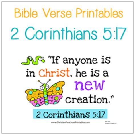 preschool bible verse printables christian preschool 312 | VVCorinthians517