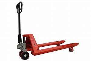 Standard Manual Pallet Jack 5500 Lbs Capacity 48 U0026quot L  U00d7 27 U0026quot W Fork
