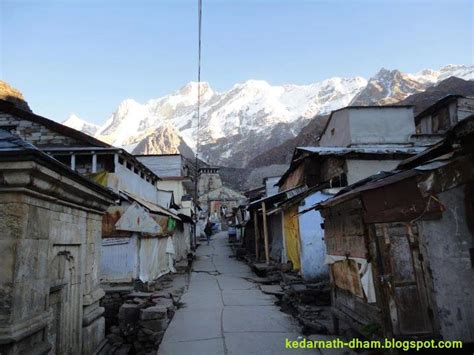Kedarnath Dham Temple Amazing Photos, Pictures, Wallpapers