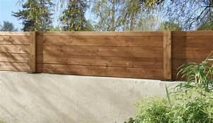 Piquet Bois Pas Cher : barriere bois pour jardin cloture en bois pas cher ~ Dailycaller-alerts.com Idées de Décoration