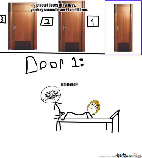 Door Meme - door meme 28 images hockey meme upper corner hockey page 3 can you please open the door