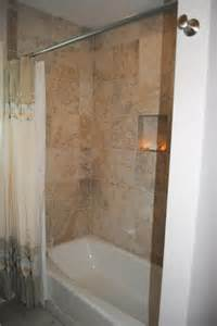 hall bath remodel with kohler archer sink villager tub