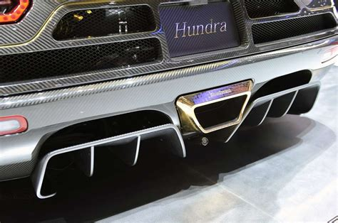 Koenigsegg Agera S Hundra Al Salone Di Ginevra 2018 Foto