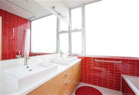 retro bathroom decorating in 1950s 60s style modern bathrooms