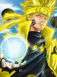 Naruto Six Paths Sage Mode by gscratcher on DeviantArt