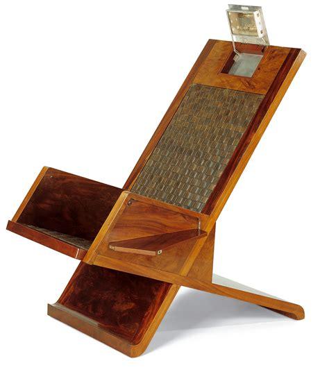 chaise africaine fauteuil de lecture