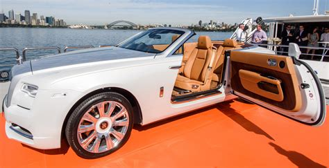 how much are rolls royce rolls royce dawn debuts in australia with 749 000 price