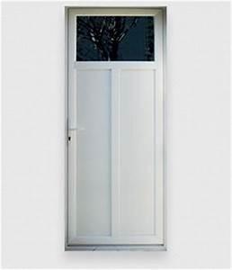 Les portes d'entrée en pvc d'Art et Fenêtres fabrication de porte pvc