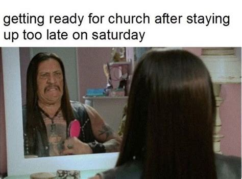 Late Night Meme - late night before church meme dust off the bible