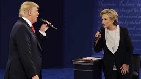 presidential debate   ultimate job interview
