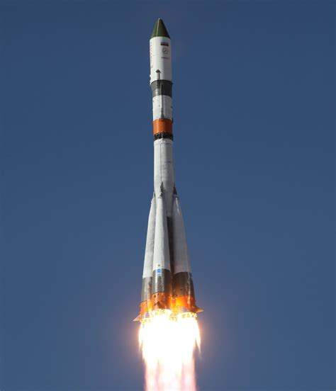 Progress Ms-07 Launches Toward The International Space
