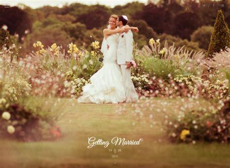 beautiful wedding website html templates