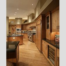 Firerock Custom Home  Contemporary  Kitchen  Phoenix