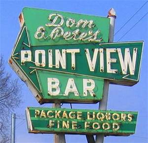 Don & Petes Point View Bar Gary Indiana