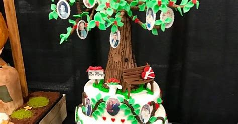 genea musings rootstech  cake competition photographs