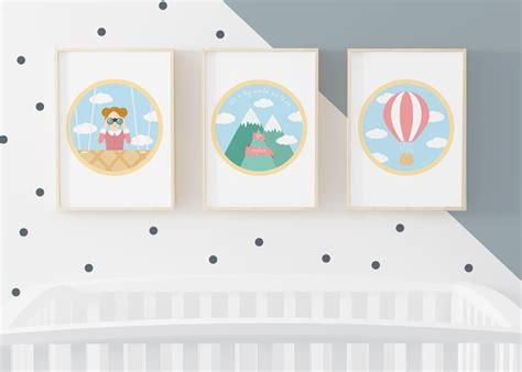 affiches chambre b les affiches pour chambre de bébé et d 39 enfant d 39 ïs heïdi