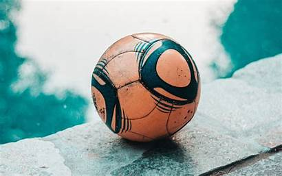 Football Ball Soccer 4k Background Ultra Wallpapers