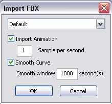 Converting Model with Animations to iProp