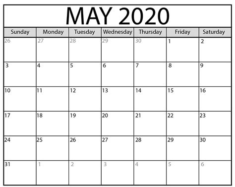 calendar   school  printable calendar