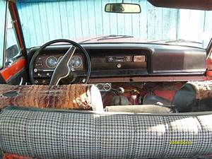 1979 Jeep Wagoneer - Interior Pictures