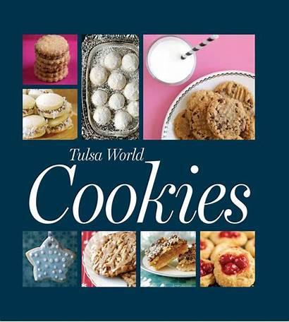 Tulsa Cookies Tulsaworld Purchased Cookbook Plus Shipping