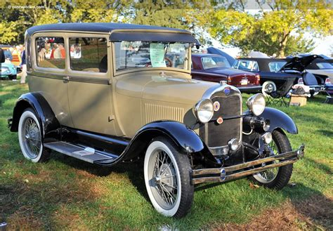 1928 Ford Model A by 1928 Ford Model A Pictures History Value Research News
