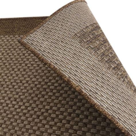 tappeto corda tappeto da esterno corda marrone per locali all aperto