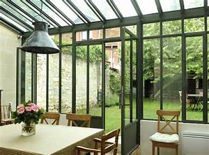 atelier and verandas on pinterest With nice idee deco jardin contemporain 9 verriare dinterieur style atelier dartiste