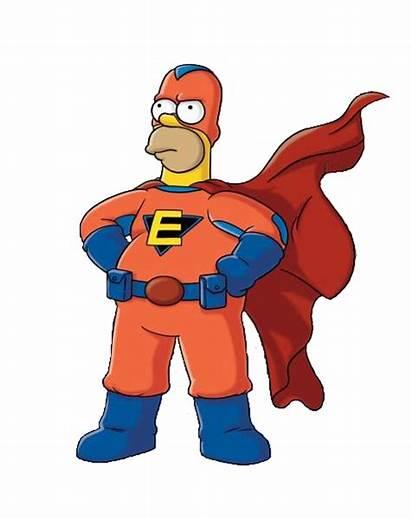 Superhero Animated Tv Cartoon Ten Everyman Superheroes