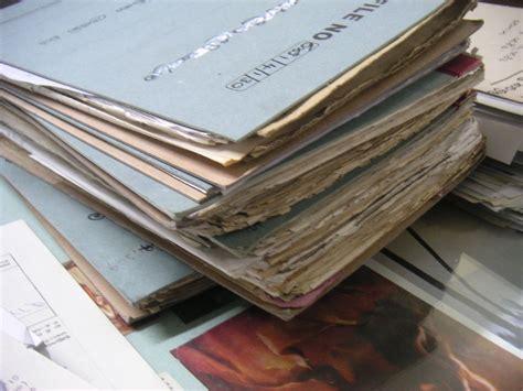 Lanka Government Office Files