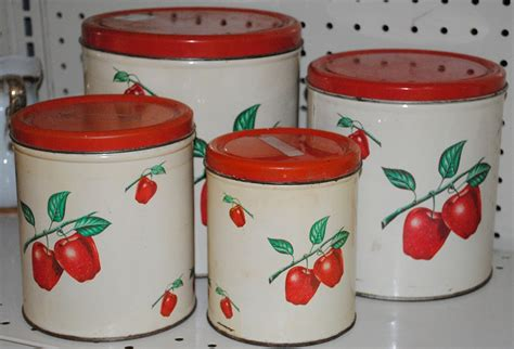 apple kitchen canisters apple canisters for the kitchen 100 images kitchen canisters etsy kitchen storage items