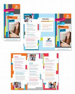 magnificent microsoft office trifold template images With microsoft office leaflet template