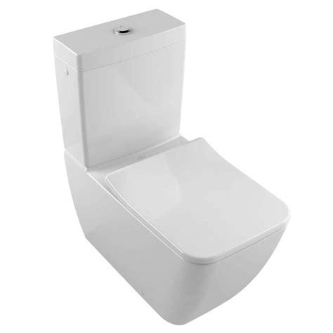 villeroy boch venticello rimless close coupled toilet