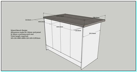 kitchen island sizes kitchen island measurements interior design