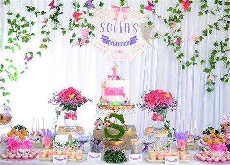 Garden Decoration For Birthday by Kara S Ideas Enchanted Garden 1st Birthday