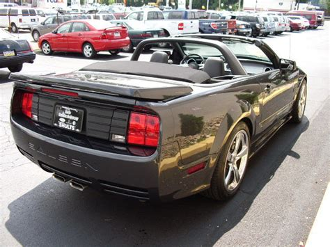 Alloy 2009 Saleen S281-sc Ford Mustang Convertible