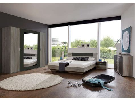 conforama chambre adulte complete chambre compl 232 te ginny coloris ch 234 ne montana et lave