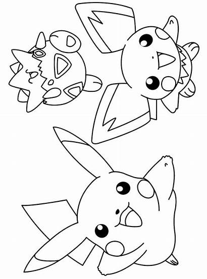 Pokemon Coloring Pages Card Legendary Tisk Picgifs