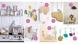 Objet De Décoration Design : objet deco chambre design en image ~ Teatrodelosmanantiales.com Idées de Décoration