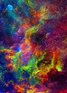 Colorful Galaxy Tumblr - Pics about space