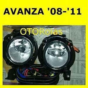 Jual Fog Lamp Avanza Xenia New Vvti 2011 2006 2007 06 08 07 09 2008 2009 2010 Lampu Kabut Bumper