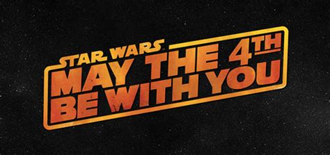 'Star Wars' May The 4th Deals!
