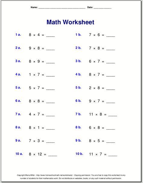 28+ [ Grade 8 Math Geometry Worksheets ]  Mental Math 5th