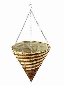 Cache Pot Suspendu : cache pot c ne suspendu apollo en raphia ray 35cm 18 99 ~ Premium-room.com Idées de Décoration