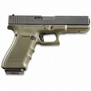 "Glock 21 Gen 4, Semi-Automatic, .45 ACP, 4.60"" Barrel, 13 ..."